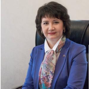 Иванова Валерия Айбасовна